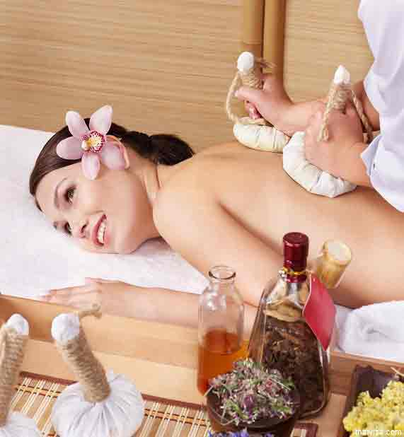 massage in Ajman