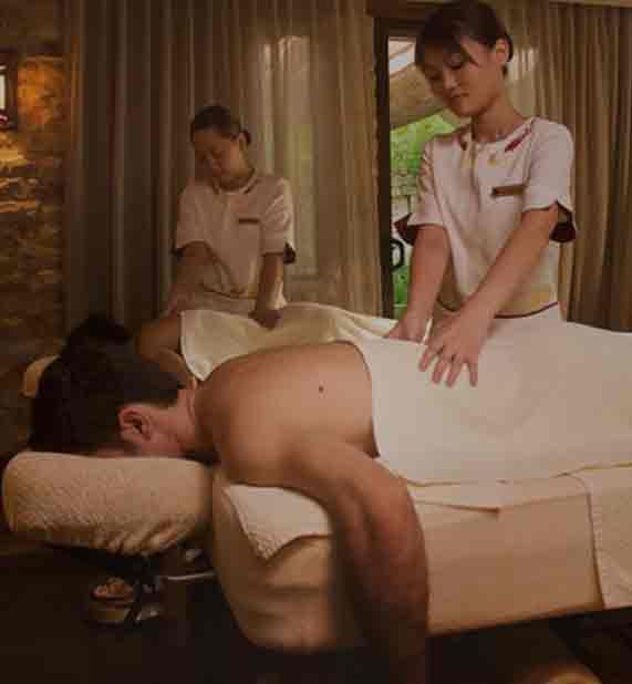 Philippines massage in Ajman